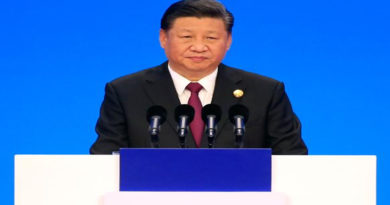 Chinese president Xi Jinping marks 50th anniversary at the UN