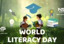 Today is World Literacy Day