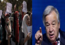 The UN chief slams 'broken' Taliban promises made to women and girls
