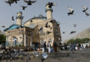 Explosion strikes Afghan mosque during prayers